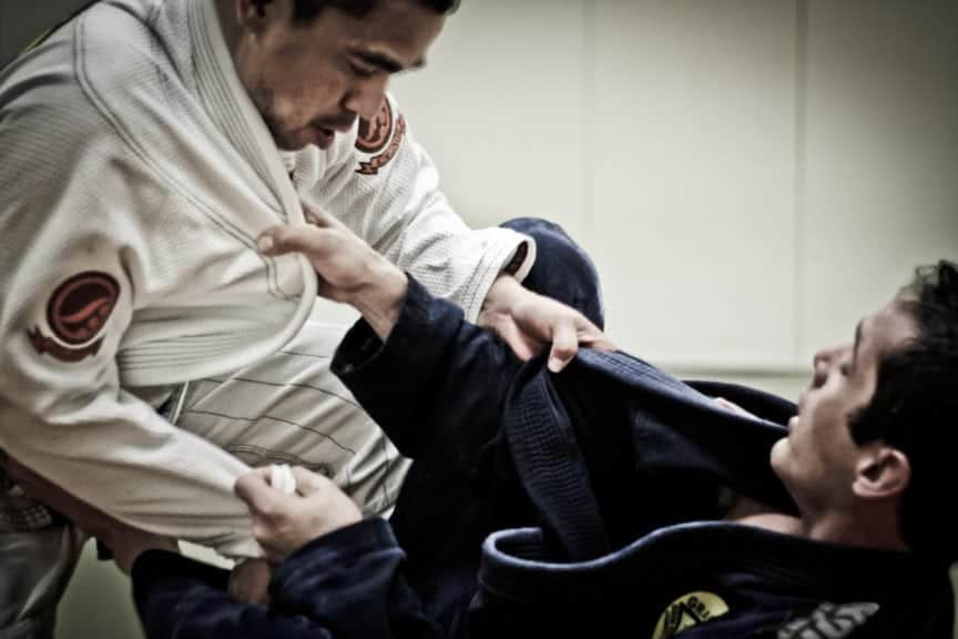 improve bjj at home