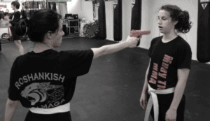 Krav Maga first martial art self defense