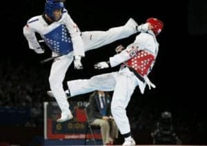 Tae Kwon Do good first martial art kicks