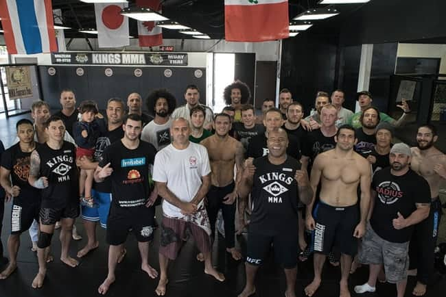 kings mma best mma gym in the world