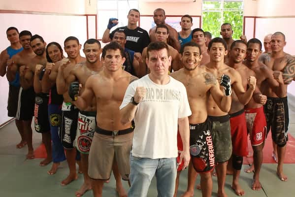nova uniao best mma gym in the world