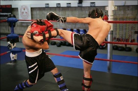 beginner sparring tips