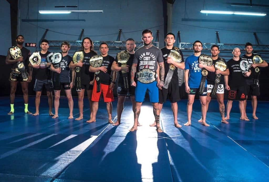 The Best MMA Gyms in The World - The MMA Guru