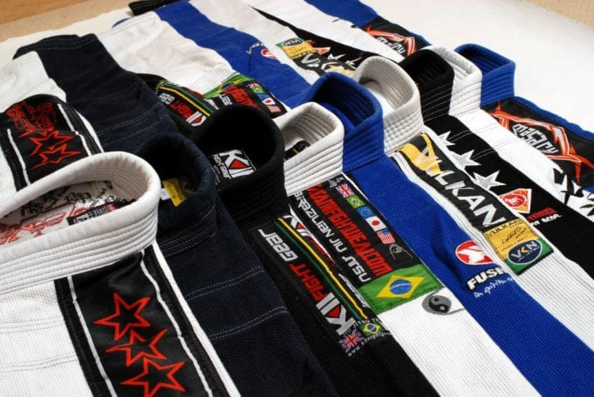 the best bjj gi for beginners guide