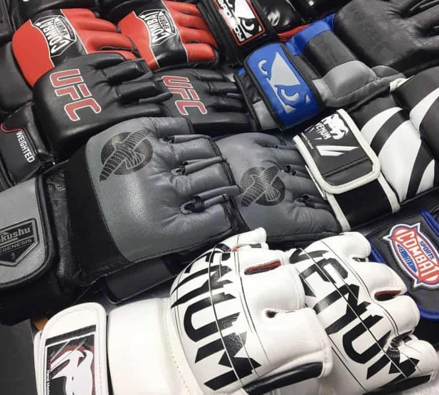 the best mma gloves