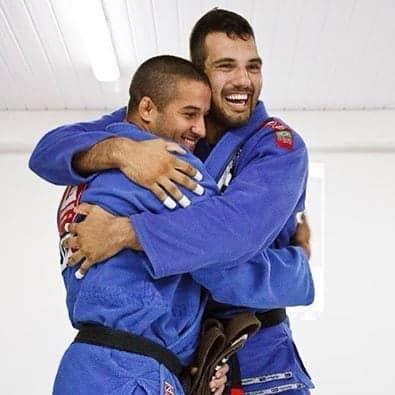 Brazilian jiu jitsu happiness