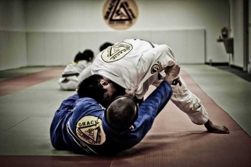 why isn't my jiu jitsu improving