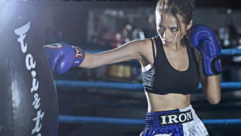 best cardio kickboxing gloves for women