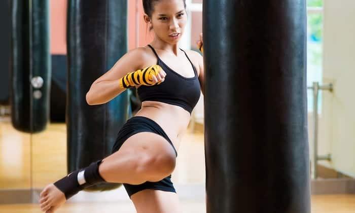 cardio kickboxing muay thai