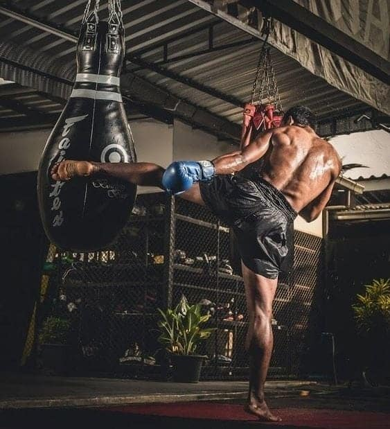 muay thai for self defense