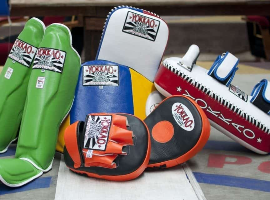 best muay thai gear and equipment