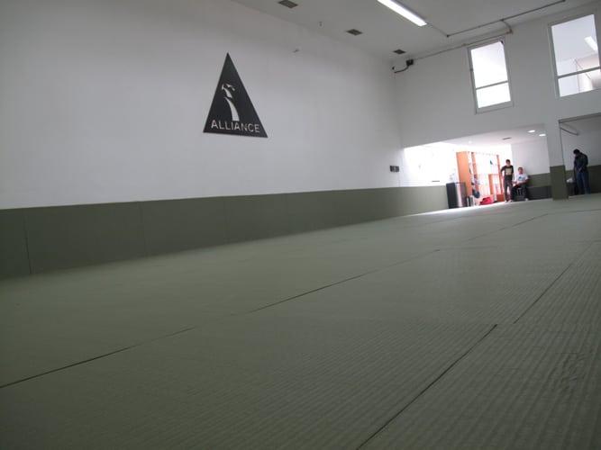 Alliance bjj jiu jitsu school brazil sao paulo