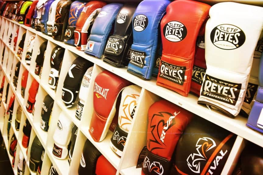 everything you need to know about boxing gloves