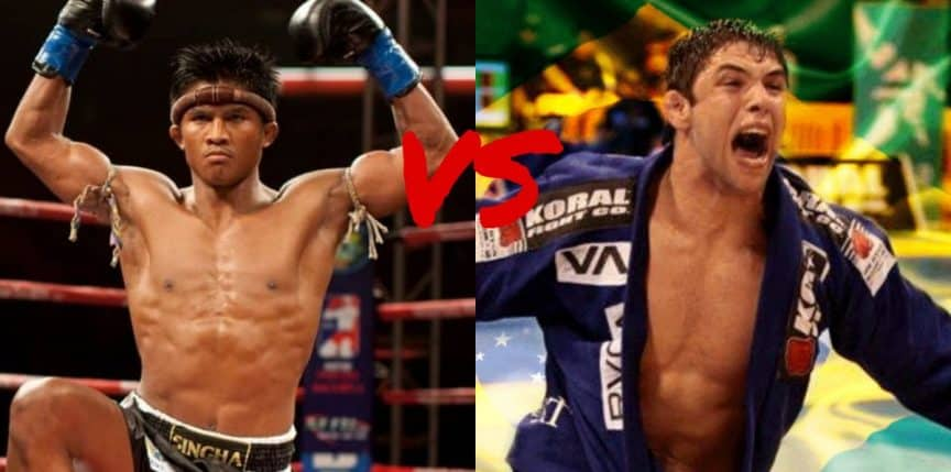 Muay Thai or Jiu Jitsu - Which Style is More Effective