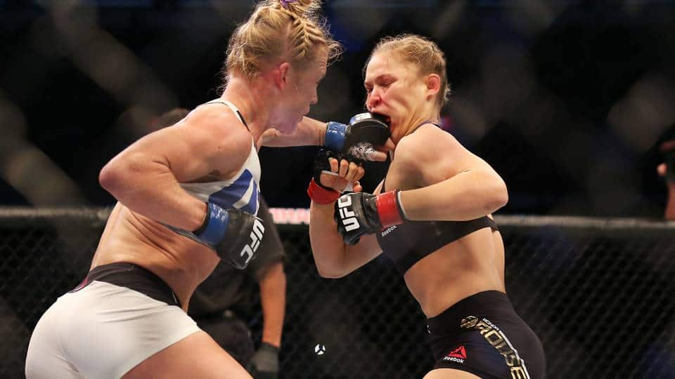 best boxing in mma