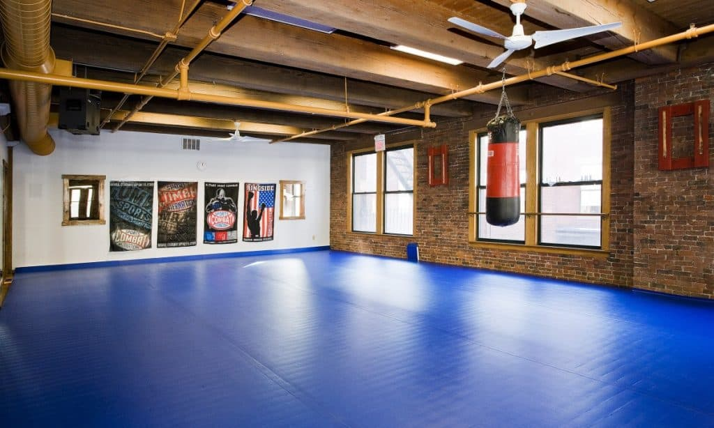 how long is an mma gym contract