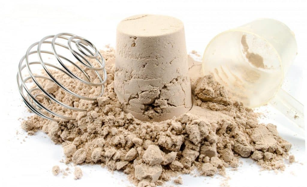 best protein powder for mma fighters