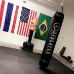 mma home gym outslayer heavy bag