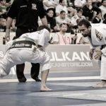 Brazilian jiu jitsu first competition