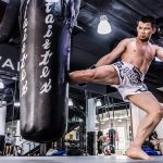 shin pain from muay thai